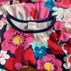 Gymboree Dresses - Gymboree toddler girls floral ruffle dress